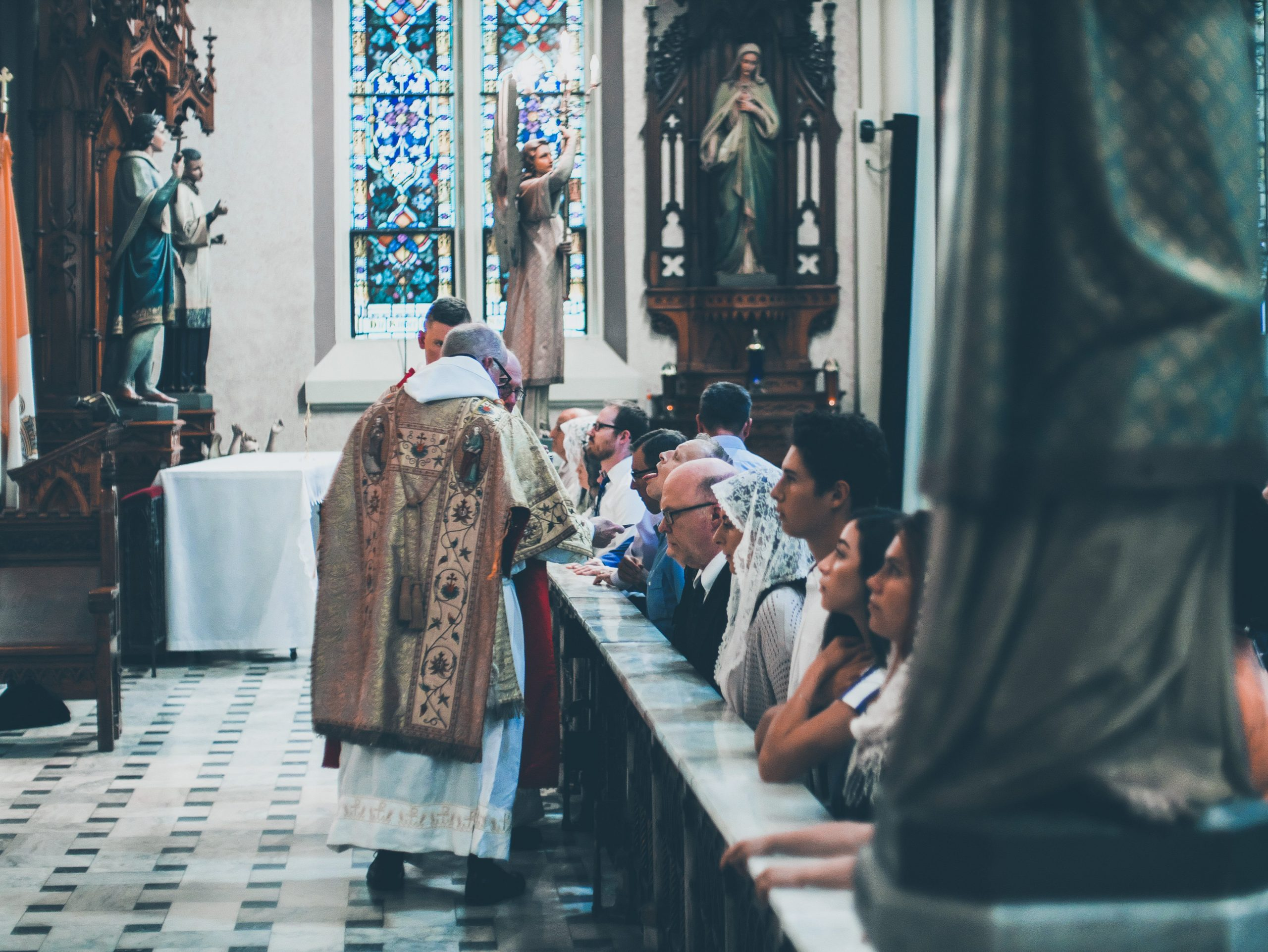 traditional communion
